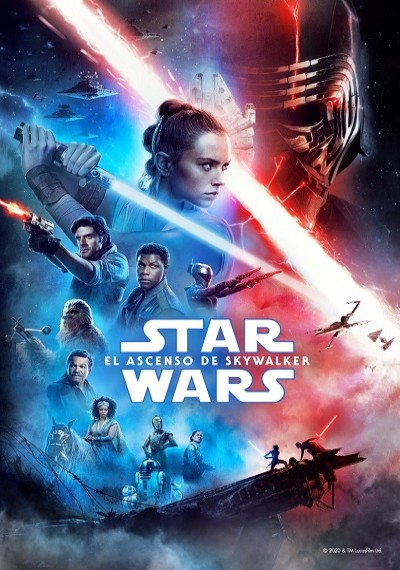 ver Star Wars: El ascenso de Skywalker